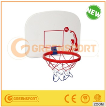 Plastic Basketball Ring with net