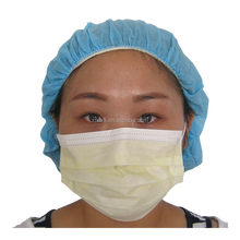 best selling clinic use disposable non woven 3ply face mask