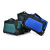 Outdoor sport gym trolley duffel polyester travel set bag, roller wheeled nylon duffle weekender voyage holdall luggage bag set