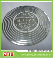 Stainless steel Crafts metal etched Crafts thin Crafts