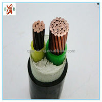 Certificate Standard insulated electric power cable
