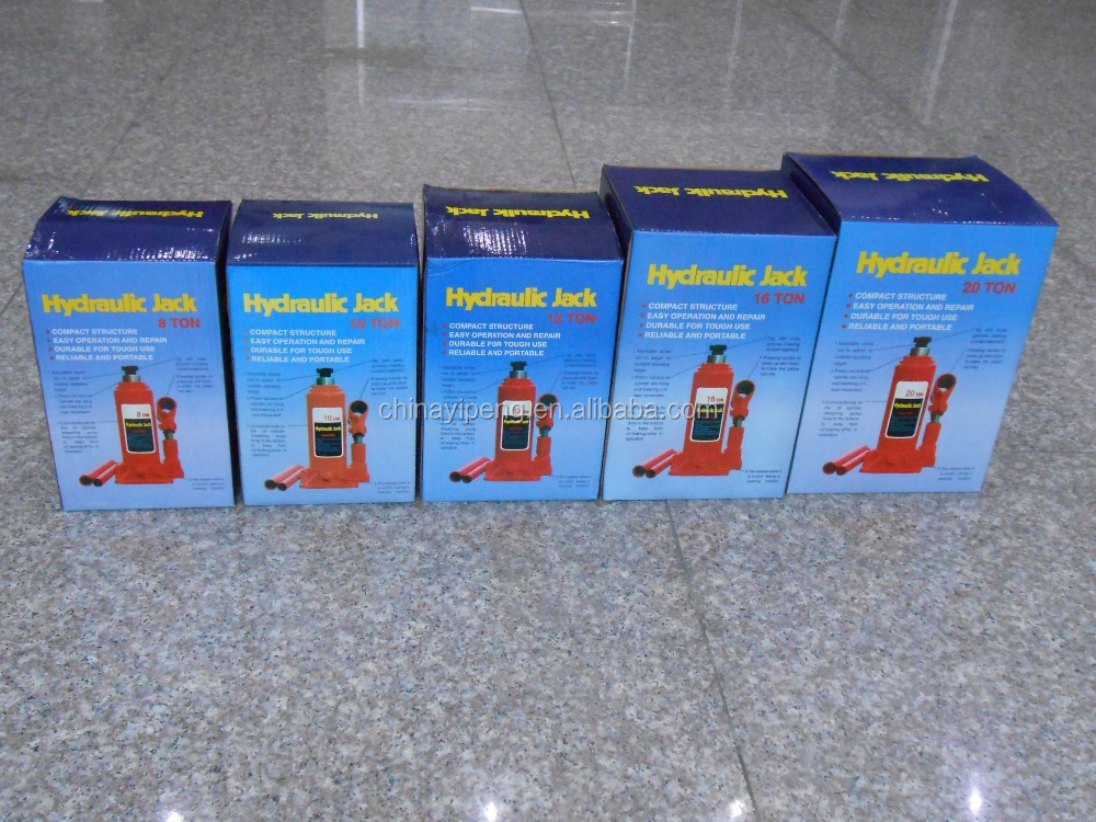 50T factory offering good quality bottle jack
