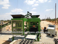 PRES MAKINA HOLLOW BLOCK MACHINERY
