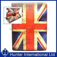 Printed Union Jack Tablet Case For iPad 2/3/4