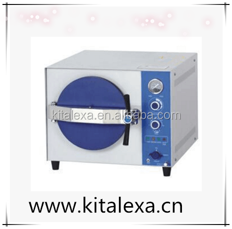 Desktop rapid steam sterilizer