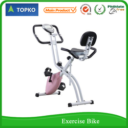 Alibaba Hot Sale TOPKO Indoor Folding X Magnetic Bike