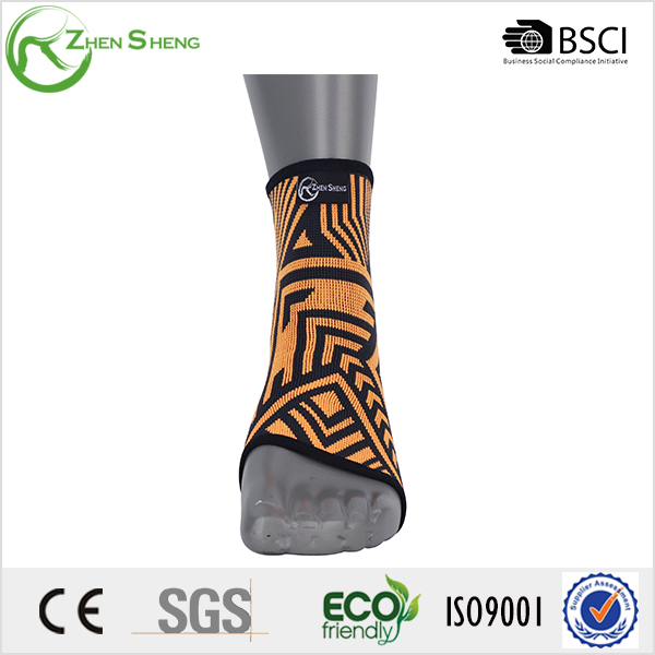 ZHENSHENG Plantar Fasciitis Open Toe Socks Foot Care Compression Sleeve Ankle Support