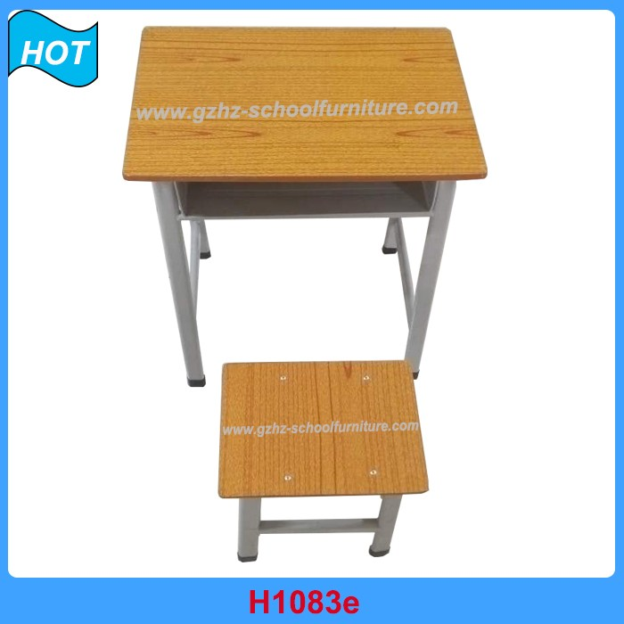 Used School Furniture Old School Wood Desk and Chair for Sale