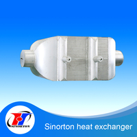 China Manufacturer customized good price air cooled oil cooler industrial brazed plate heat exchanger