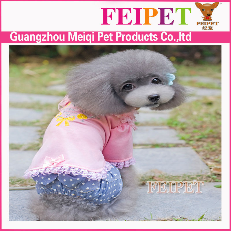 New Collection Feipet Brand Name Dog Clothing for Sale