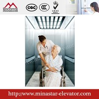 Medical Industry hyundai hospital elevator made of china