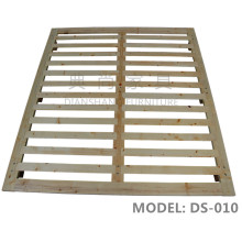 Solid Wood KD Bed Frame