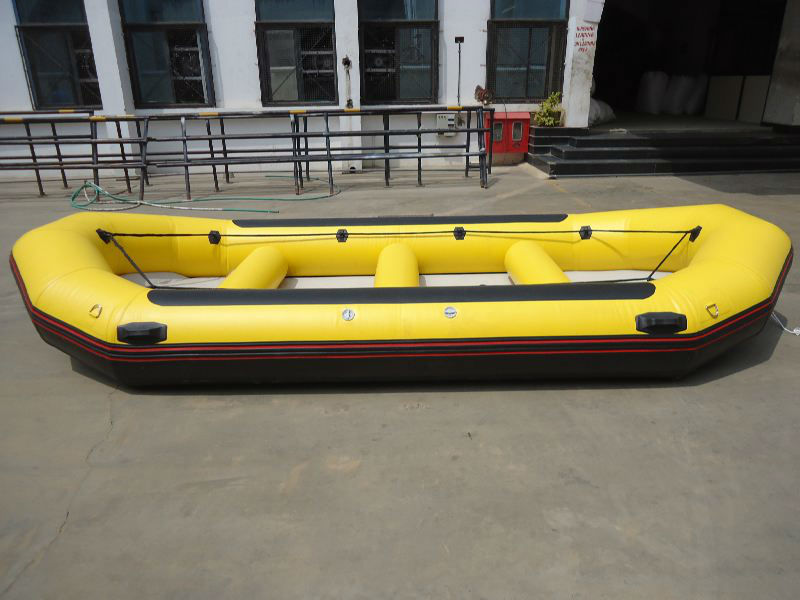 inflatable raft boats small 4.8 meters