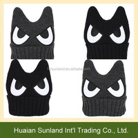 W-700 cute custom crochet animal hat for adults and children