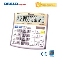 osalo os-500js-w new promotion desktop calculator for sale