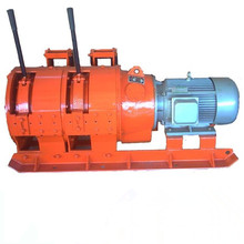 2JPB electric mining scraper winch electric cable pulling winch