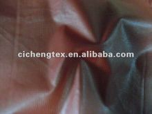 100% polyester PU coated fashion fabric for garment