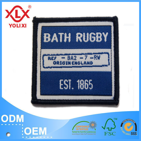 Customized company logo patches