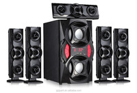 new model good multimedia speaker system with remote