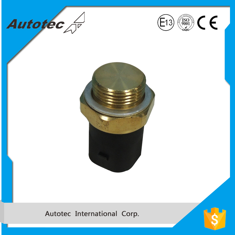 Customized supplier oil cooler fan thermostat switch new used auto parts sensor