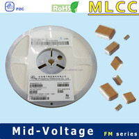 NPO 2220 120nF 630V MLCC Multilayer Ceramic Capacitor