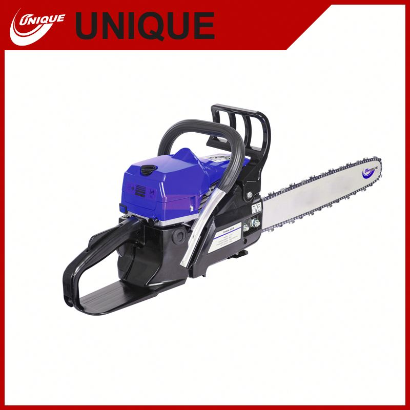 Best selling chain saw machine UQ-45G 45cc gasoline chainsaw /professional 92cc gasoline chain saws 660