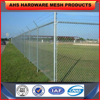 china cheap price pvc coated chain link fence
