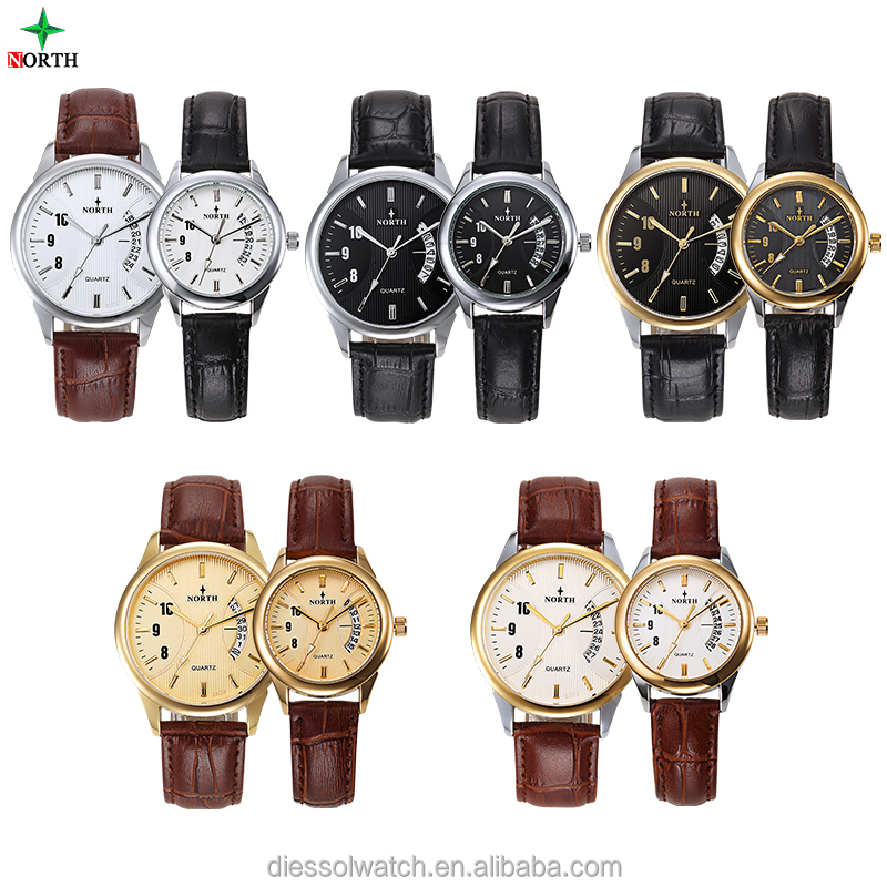 most popular womens men stylish brand watch
