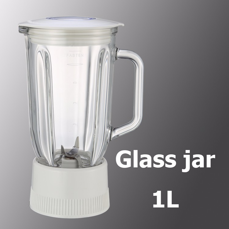original glass blender jar for M17P Blender jucer Part