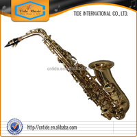High Grade Alto Saxophone Like Yama 875 gold lacquer