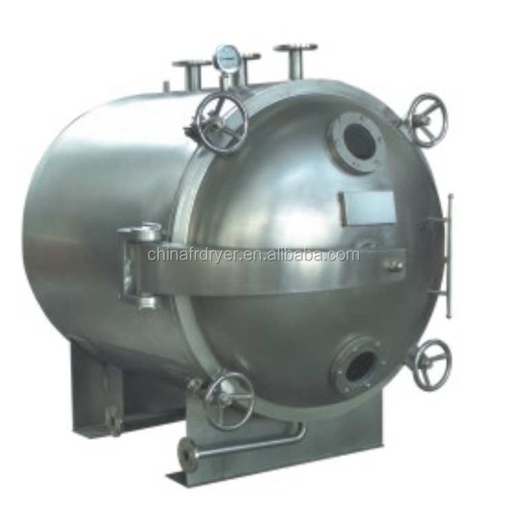 YZG-600 Conical Vacuum Dryer for heat-sensitive materials