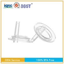 multi purpose transparent injection silicone nipple