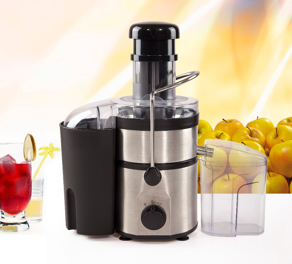 450W Stainless Steel Electric Fruit Juicer Extractor