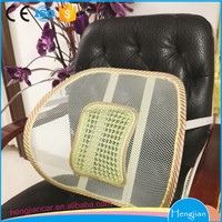 Car Interior Accessories Air Cooling Polyester Adult Massage Car Booster Cushion Seat