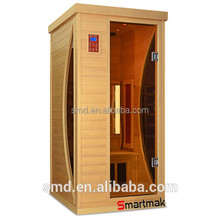 2015 year one person mini type fashion design healthy and beauty Sauna Room