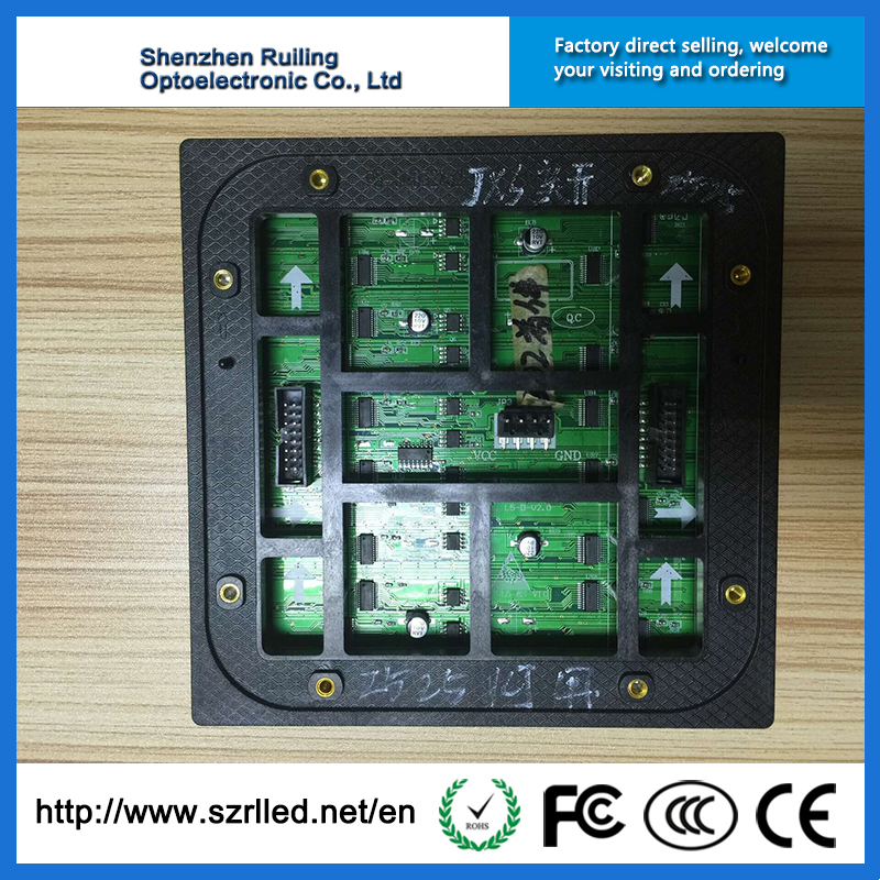 Video xxx P5 HD outdoor led display advertising led module