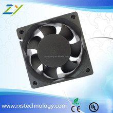 brushless PC case reliable 60*60*25MM DC air axial cooling fan 5v 12v help to 3D PRINTER
