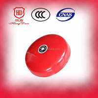 factory price waterproof wholesale pretty bell fire alarm bell clock