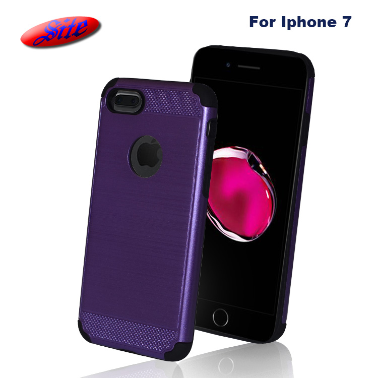 free sample wholesale tpu pc mobile cell phone case phone cover mold for Iphone 7 / 8 / x