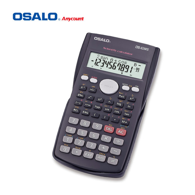 OSALO 240 functions led display calculator scientific calculator