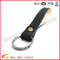 High Quality Nice Pure Leather Key Chain Cheap Sale