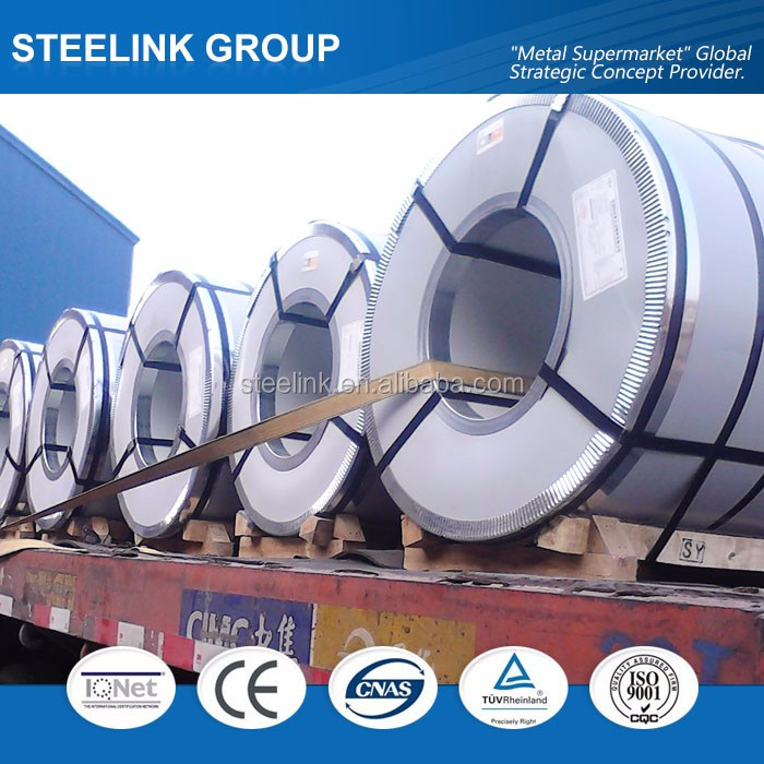China factory price gl coil stock / cold rolled galvalume steel