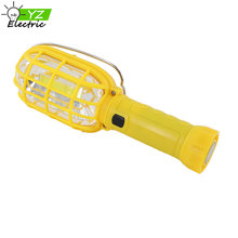 Cordless Protective Guard Extra Bright 3W COB LED Work Trouble Light
