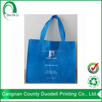 China Manufacturer Non Woven Tote Shopping Bag for Promotion (NW-M025)