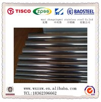 Prime 310 stainless steel round bar hot rolled from jiangsu