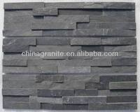 wholesale black slate rectangular villa roofing tiles