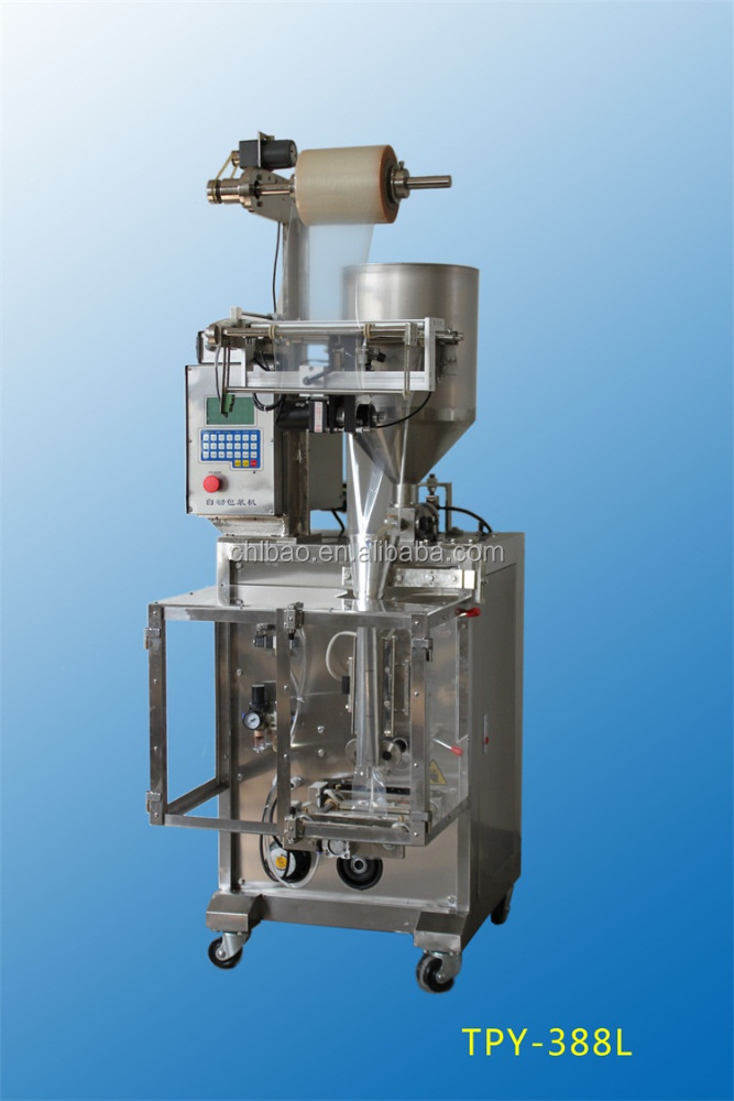 Small 4-Side Sealing Sachet Detergent Skin Packaging Machine