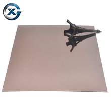 Customer design 201 decorative metal panel 4x8 stainless steel sheet