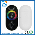 Wireless touch screen infrared wireless remote controller for LED lamp made by manufacturer