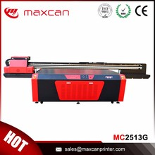 Wide format UV digital metal card printing machine 3d flatbed toilet cover printer for sale
